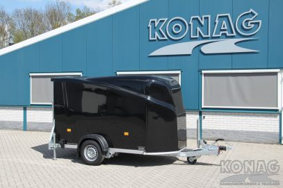 Bagagewagen Easyline poly geremd 1300 kg draagvermogen