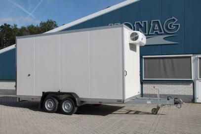 Vriesaanhangwagen Konag tandemas 425x175x210